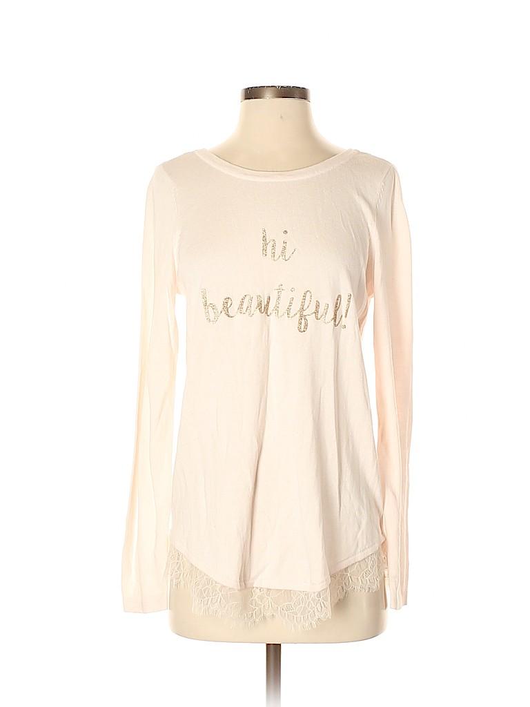 LC Lauren Conrad Women Pullover Sweater Size XS