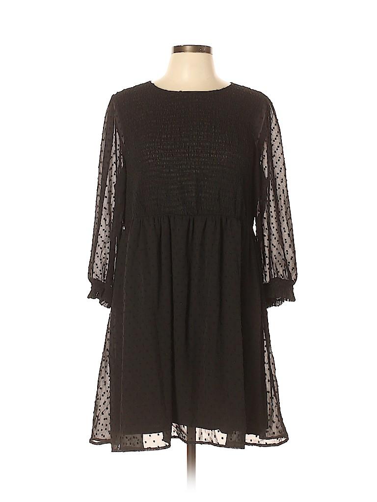 LC Lauren Conrad Women Casual Dress Size XL