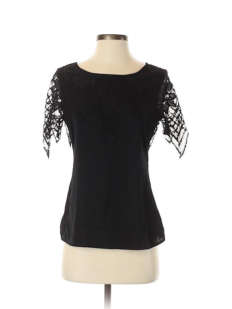 Tart Women Short Sleeve Blouse Size S