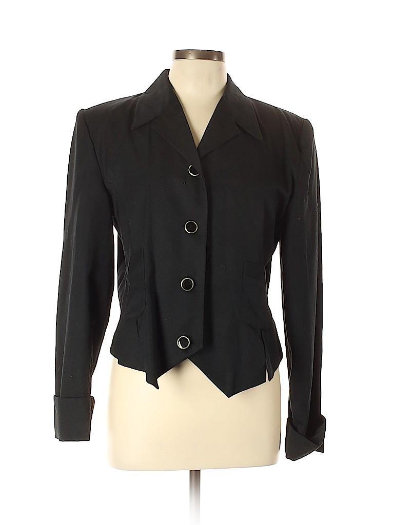 H By Halston Women Blazer Size 12