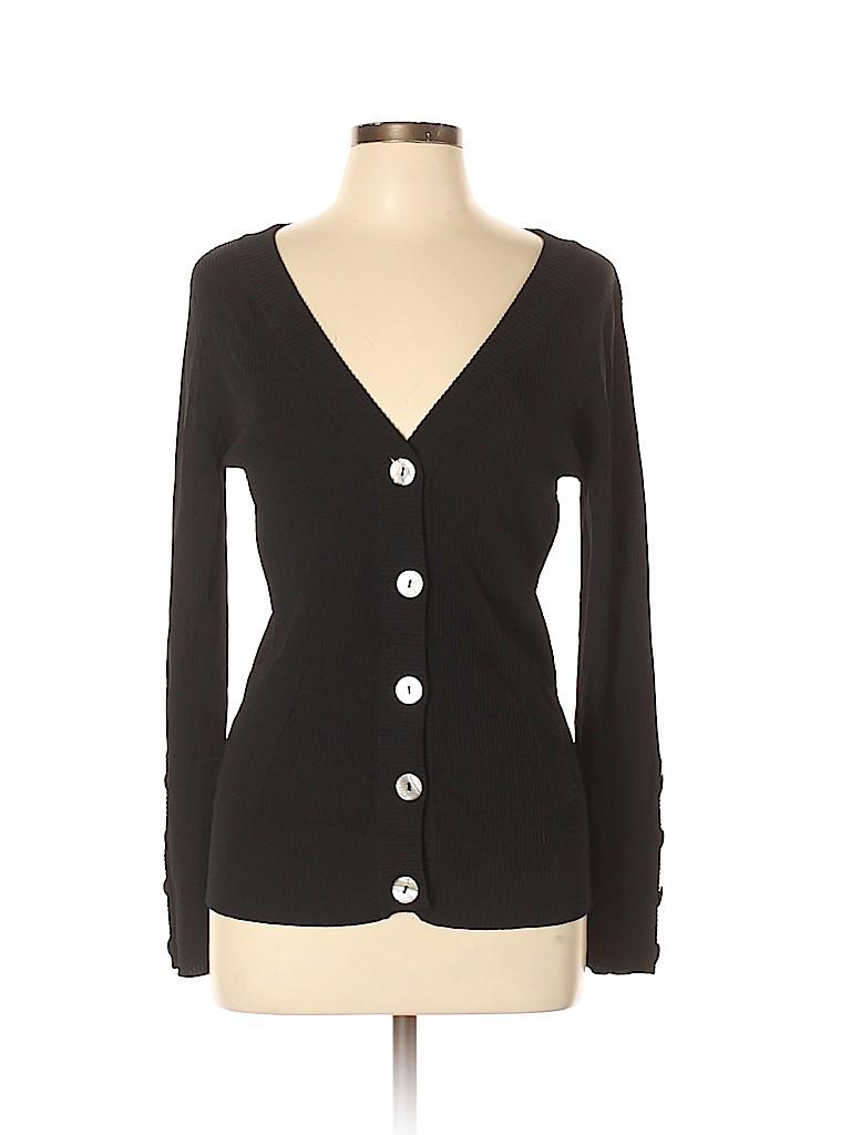 Willi Smith Women Cardigan Size L