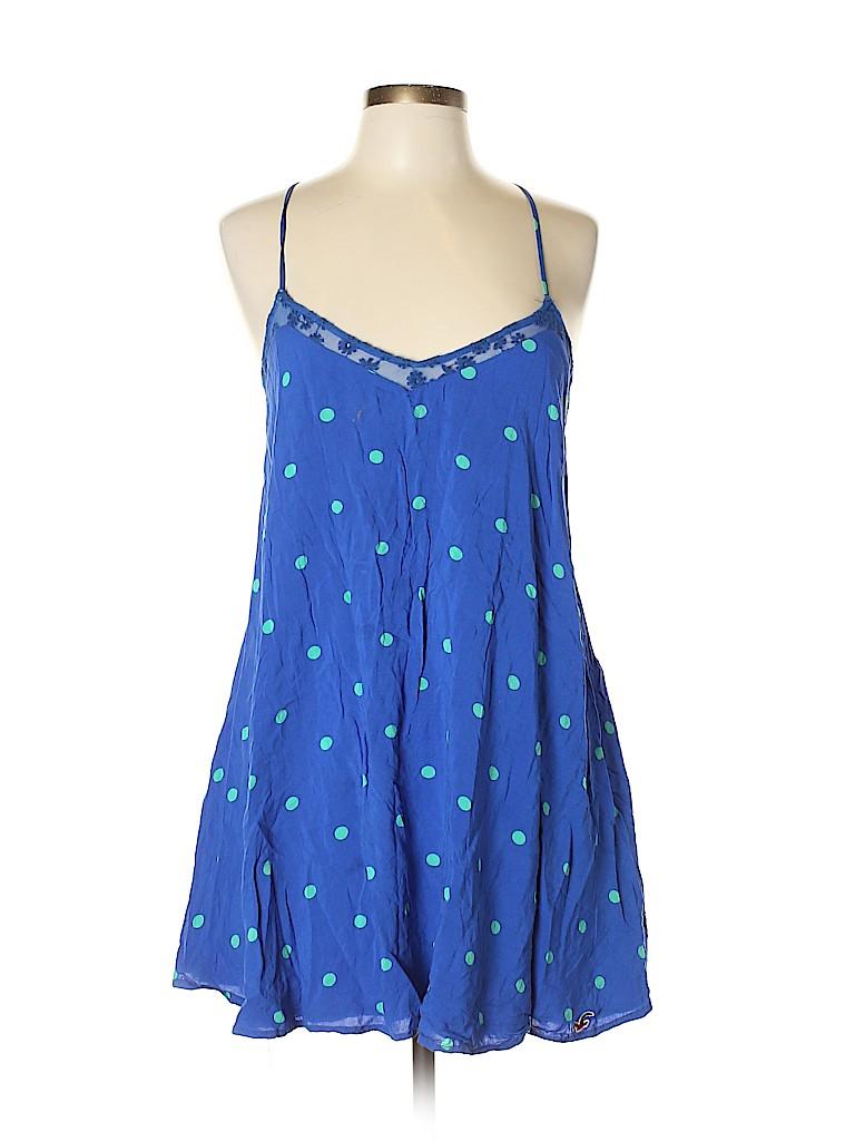 Hollister Women Casual Dress Size L