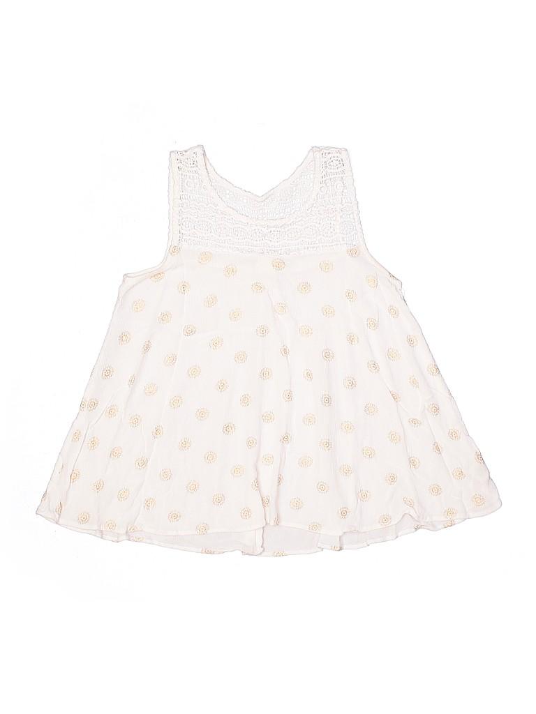 Mudd Girls Girls Sleeveless Blouse Size 12