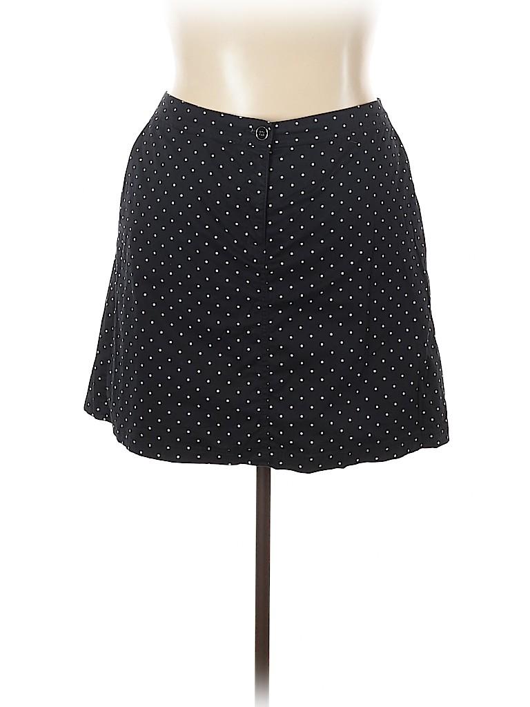Karen Scott Women Casual Skirt Size 20 (Plus)