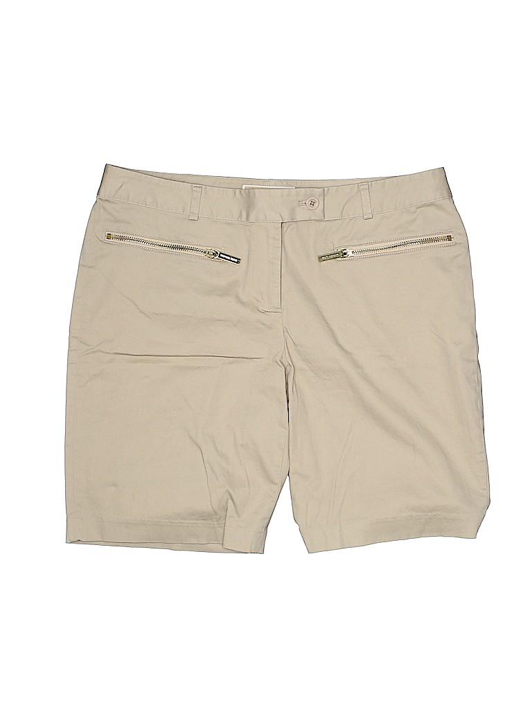 MICHAEL Michael Kors Women Shorts Size 8