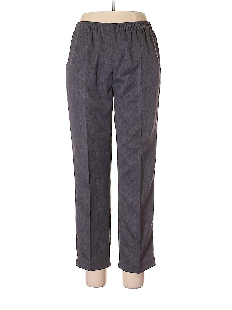 Alia Women Casual Pants Size L