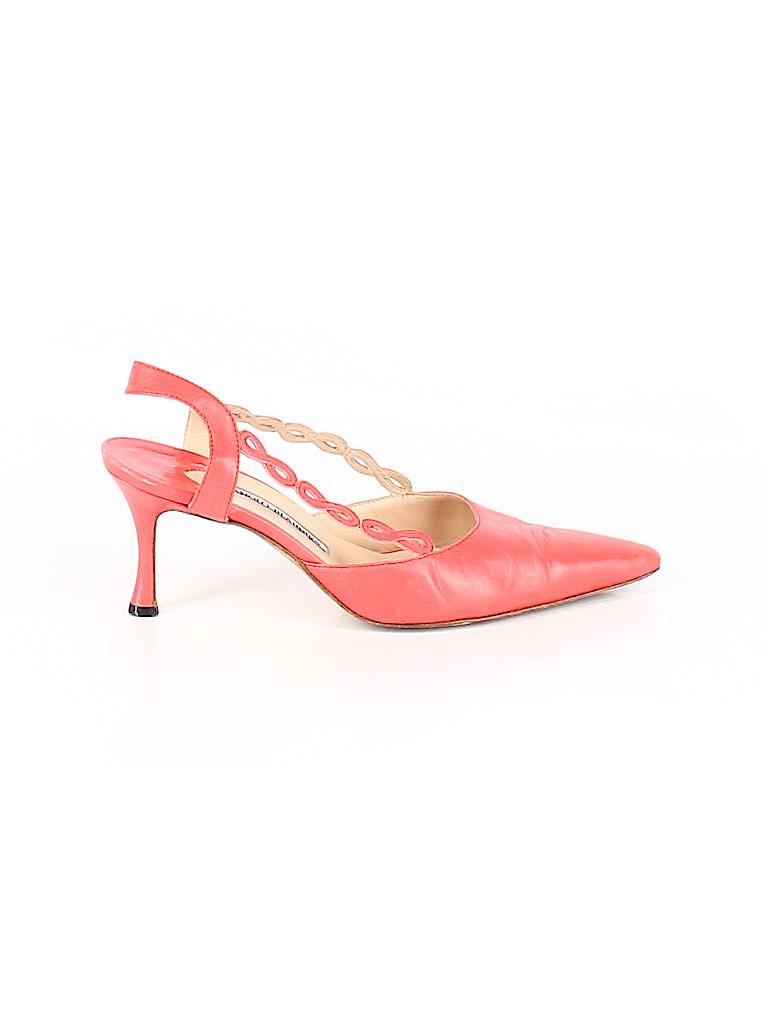 Manolo Blahnik Women Heels Size 37 (EU)
