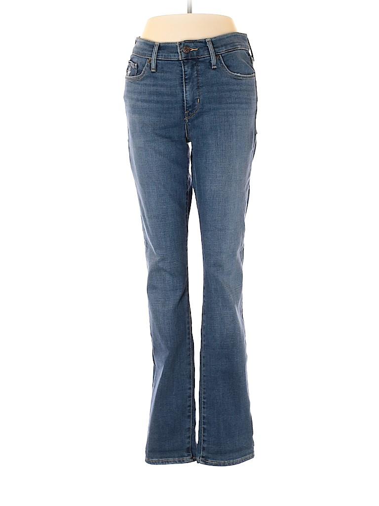 Levi Strauss Signature Women Jeans 29 Waist