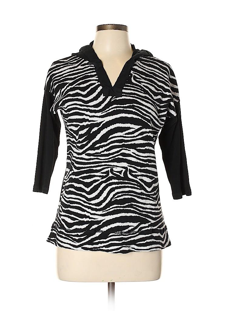 Chaps Women 3/4 Sleeve Top Size L