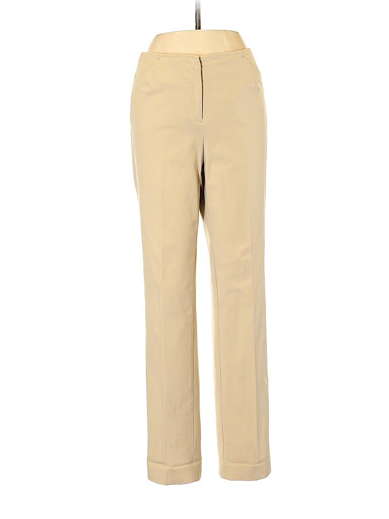 Nina Mclemore Women Dress Pants Size 10