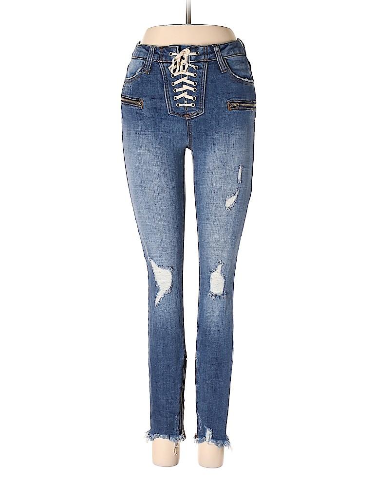 Fashion Nova Women Jeans Size 3