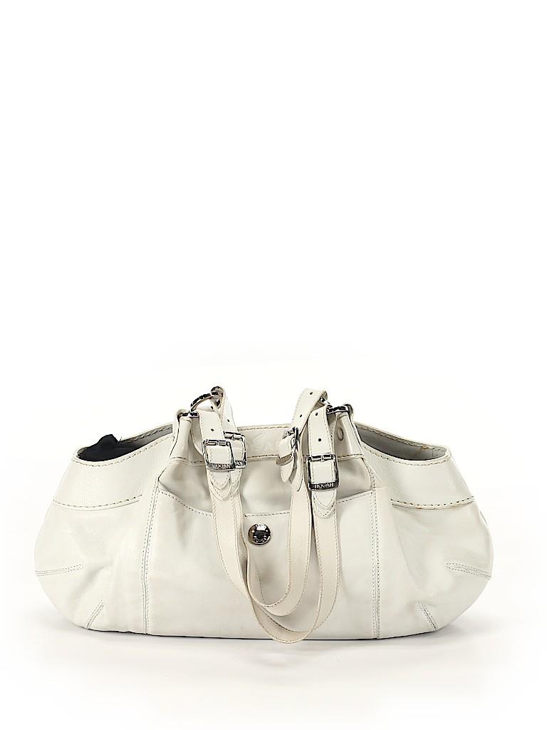 Hogan Women Leather Shoulder Bag One Size
