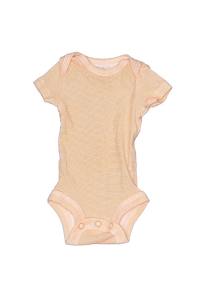 Carter's Girls Short Sleeve Onesie Preemie