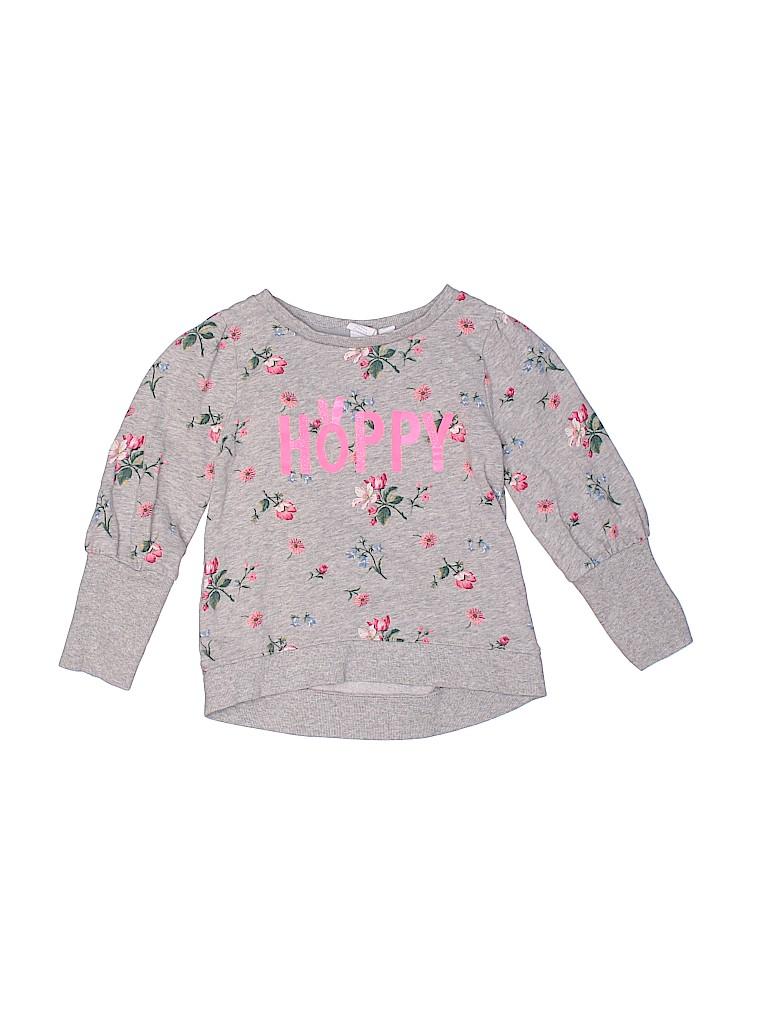 Gap Girls Sweatshirt Size 5