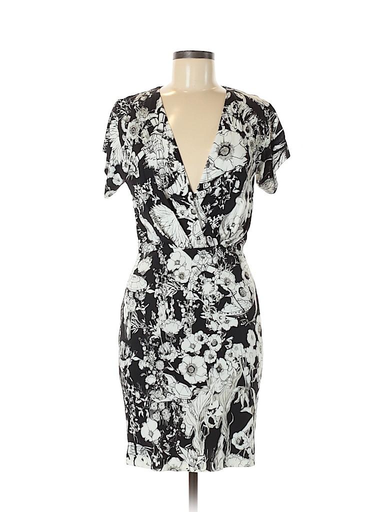 Roberto Cavalli Women Casual Dress Size 42 (IT)