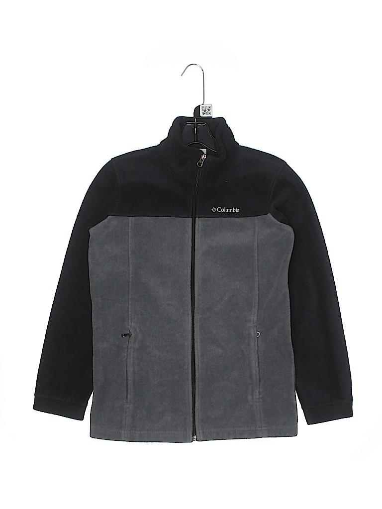 Columbia Boys Fleece Jacket Size 14 - 16