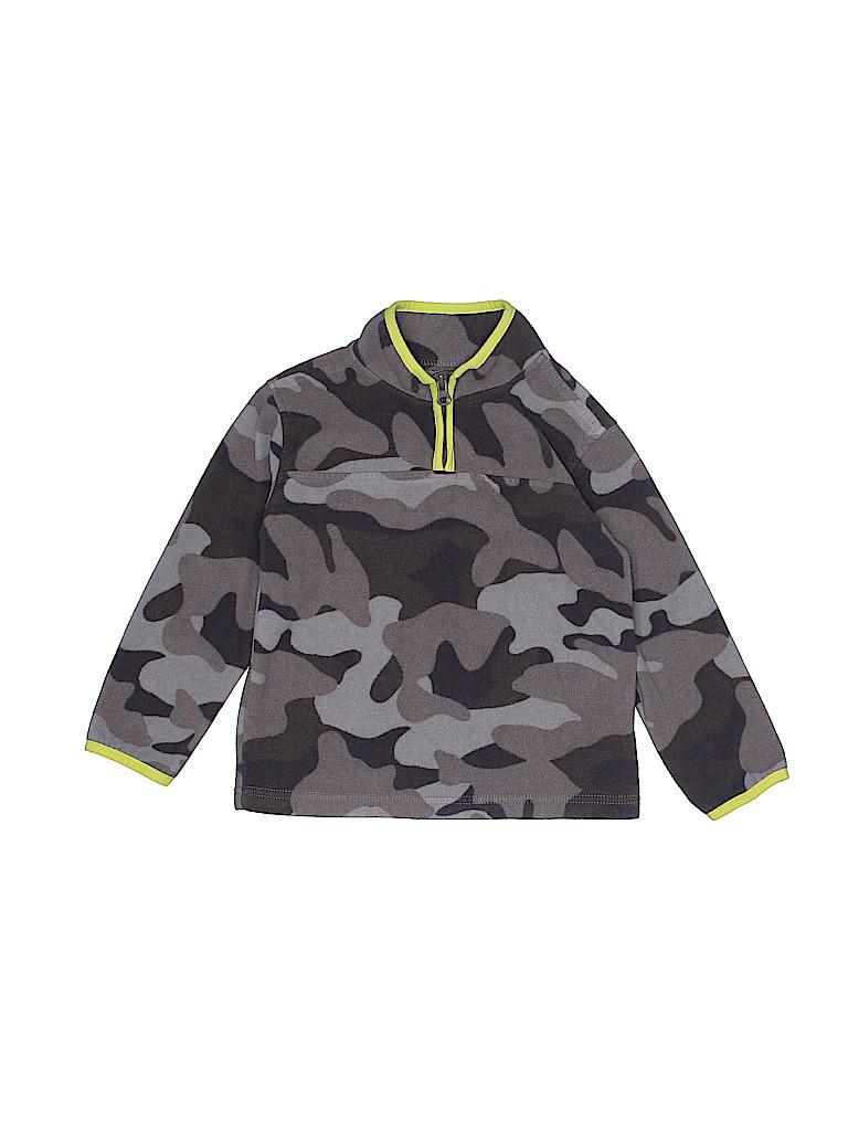 OshKosh B'gosh Boys Fleece Jacket Size 4T