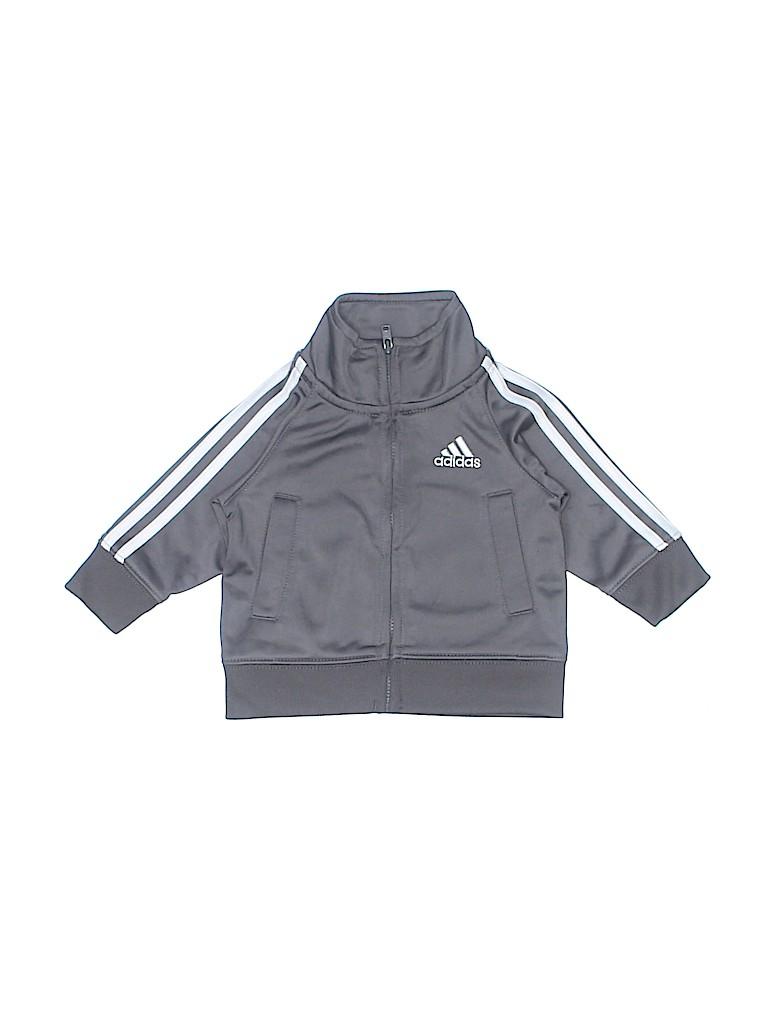 Adidas Boys Track Jacket Size 3 mo