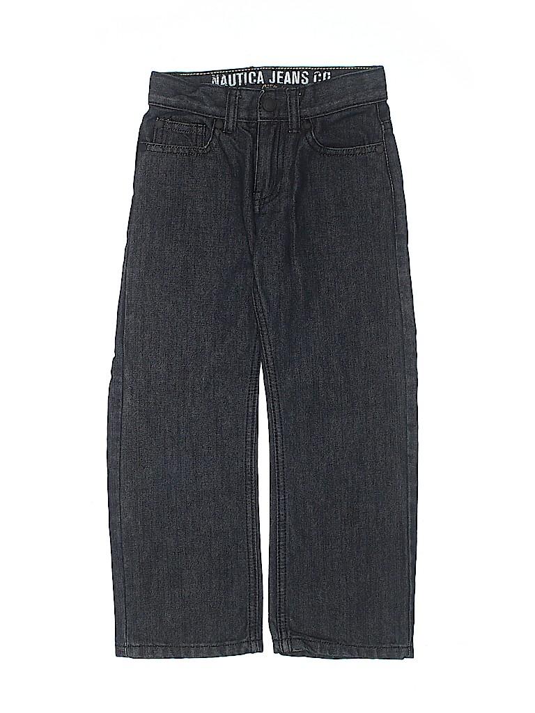 Nautica Jeans Company Boys Jeans Size 5