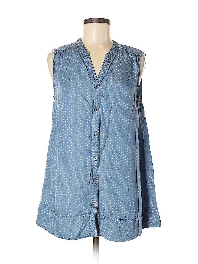 Style&Co Women Sleeveless Blouse Size M