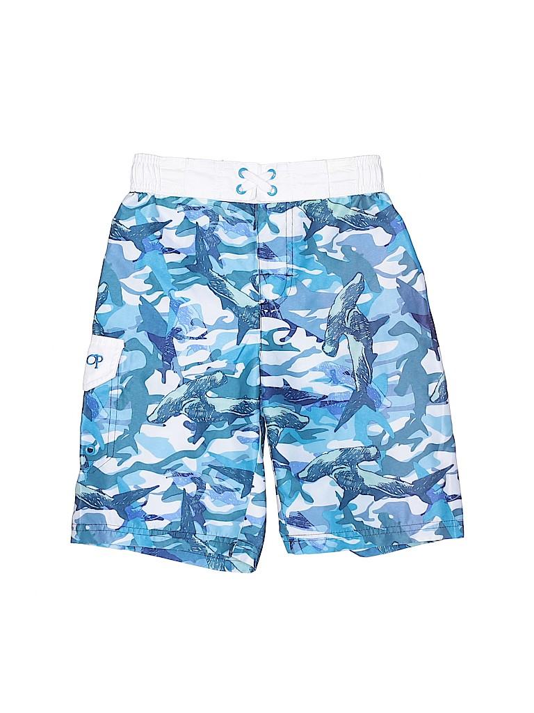Op Boys Board Shorts Size 6 - 7