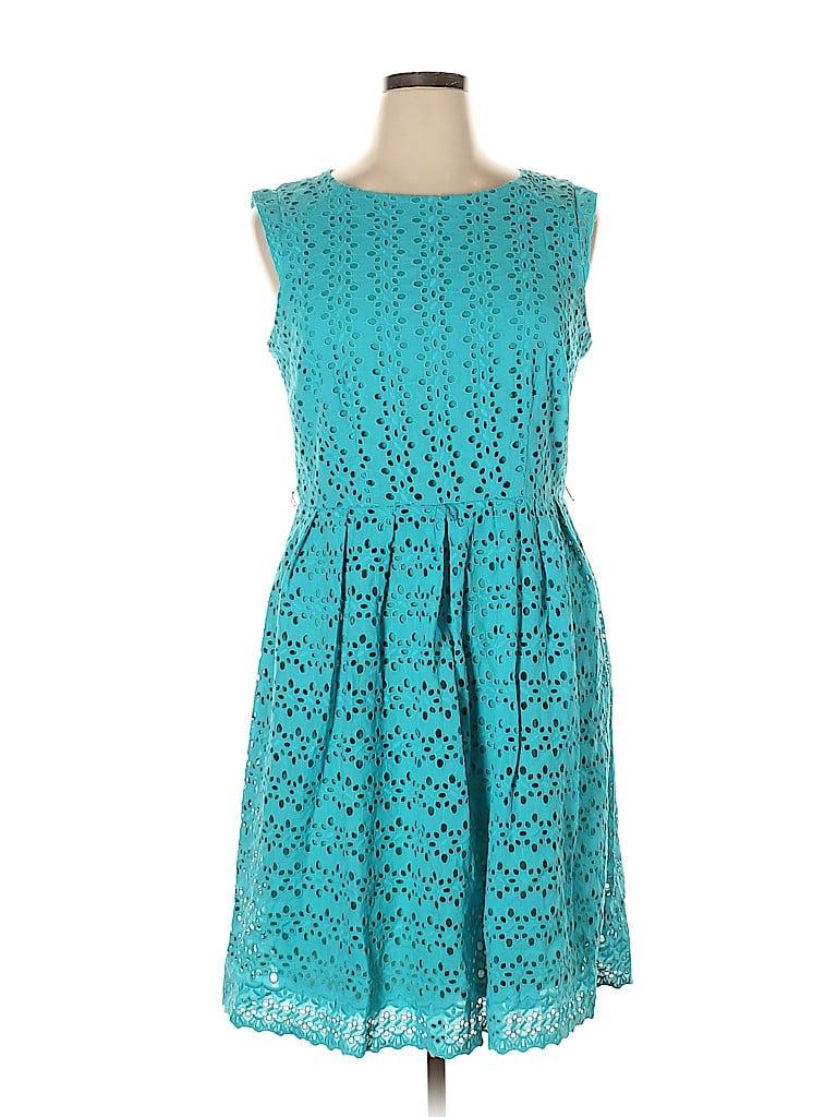 CHRIS McLaughlin Women Casual Dress Size 16