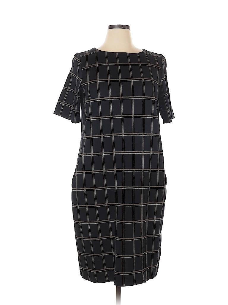 J.jill Women Casual Dress Size L