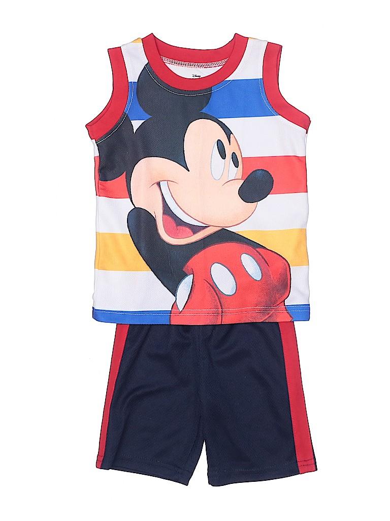 Disney Boys Athletic Shorts Size 2T