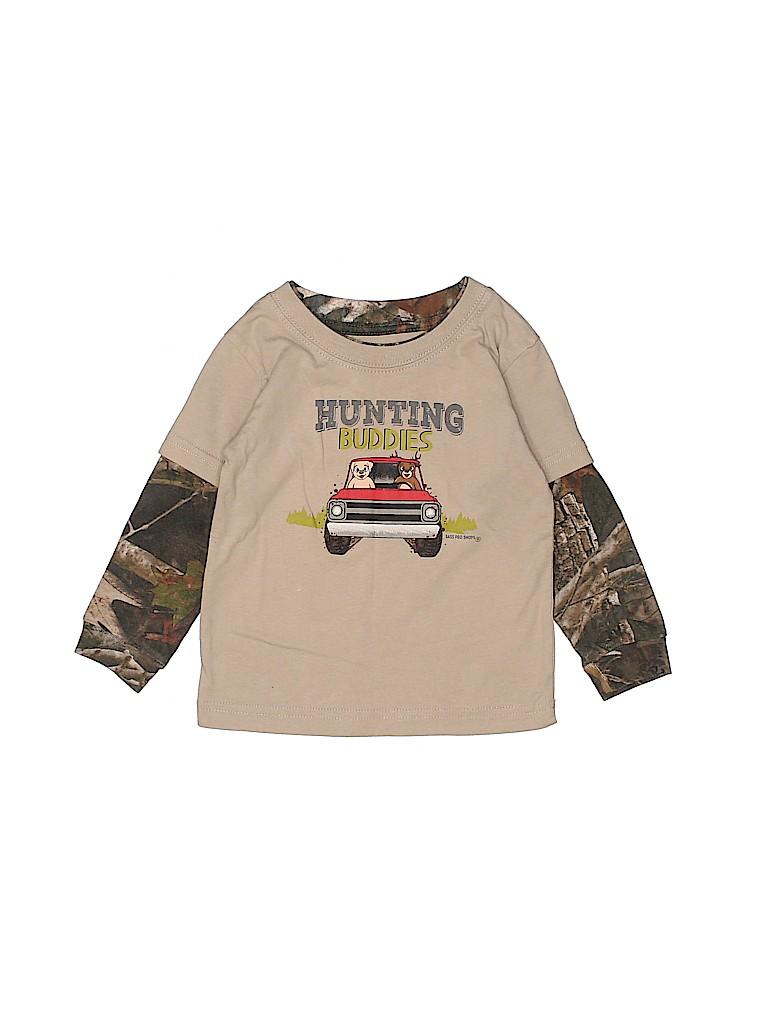 Bass Pro Shops Boys Long Sleeve T-Shirt Size 24 mo