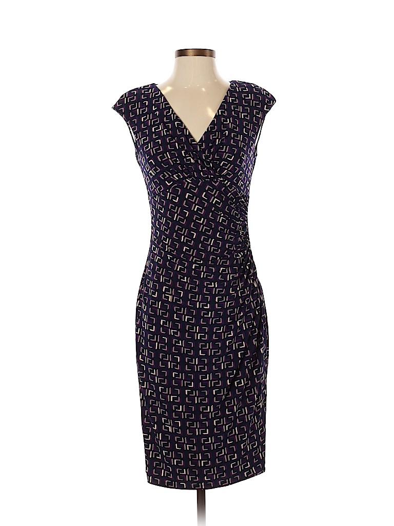 Lauren by Ralph Lauren Women Casual Dress Size 4