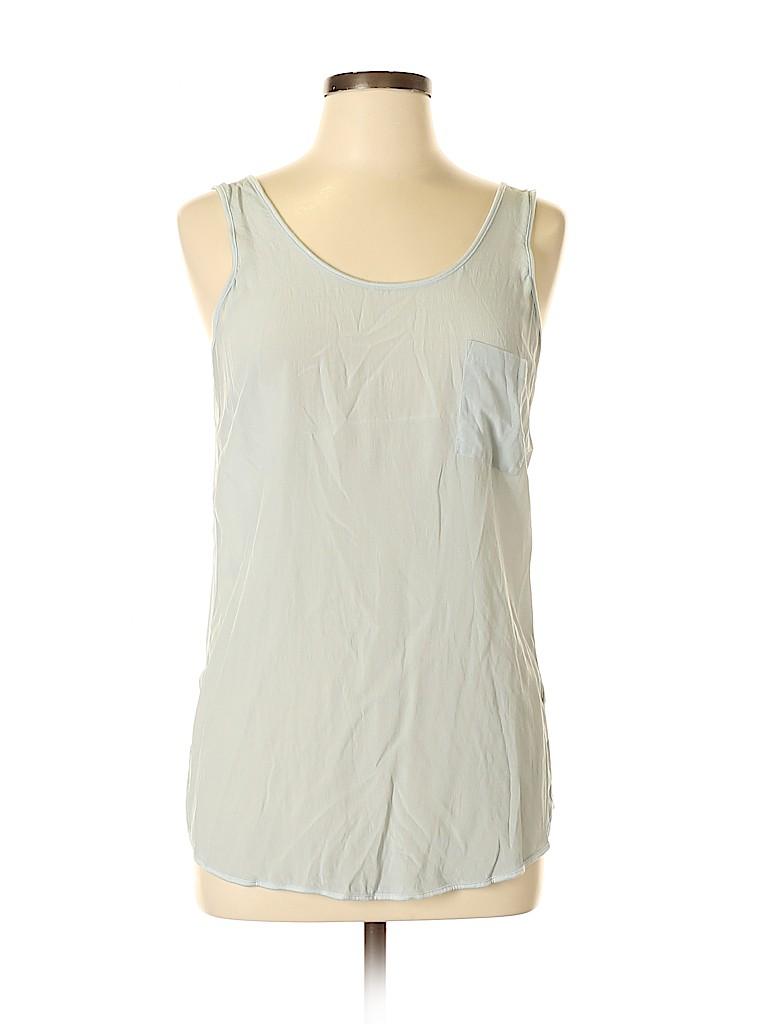 Club Monaco Women Sleeveless Blouse Size L