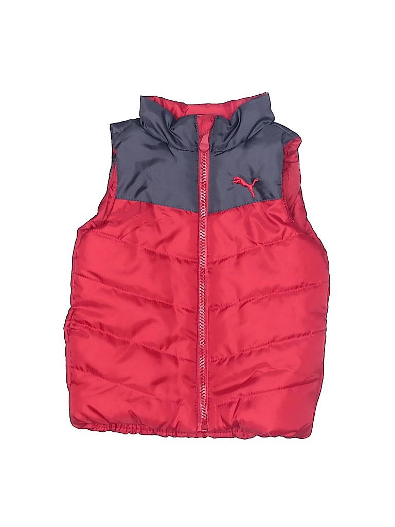 Puma Boys Vest Size 3T