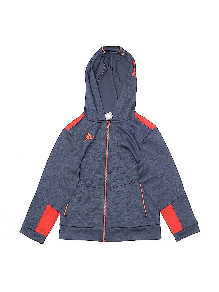 Adidas Boys Track Jacket Size 6