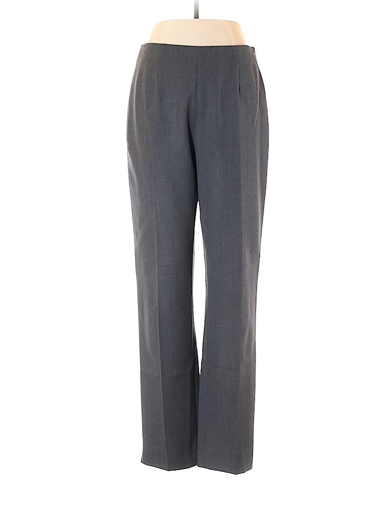 Leggiadro Women Wool Pants Size 6