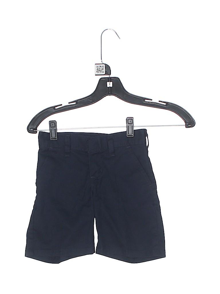 Dickies Boys Khaki Shorts Size 4