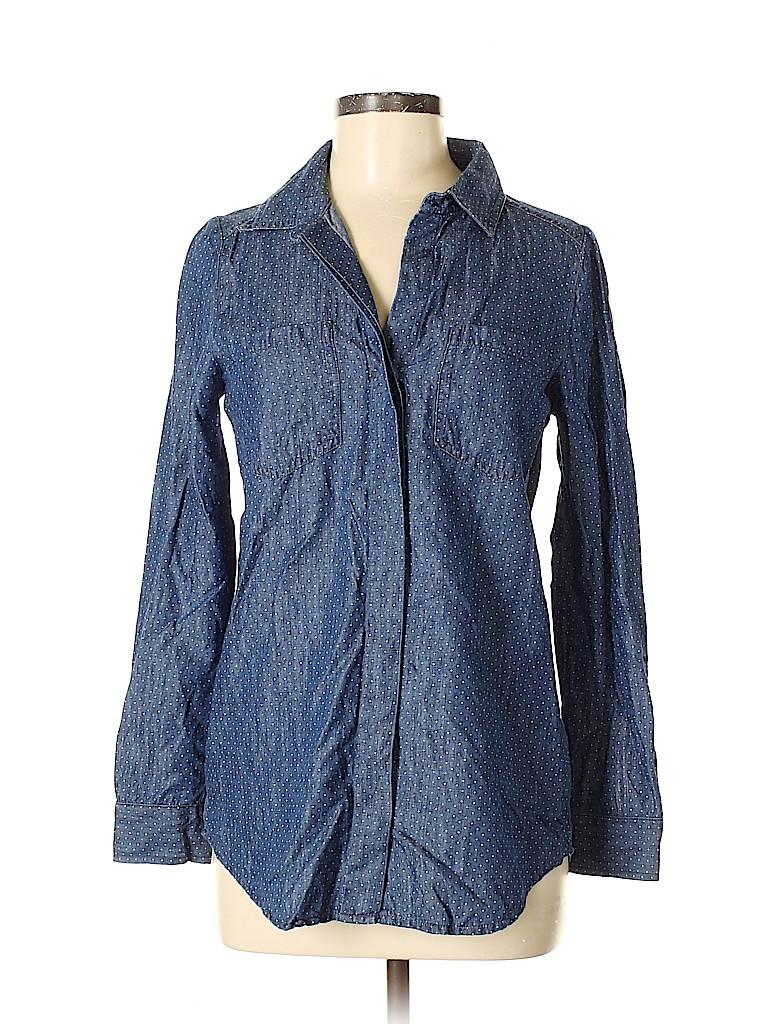 Long Sleeve Button Down Shirt by Lc Lauren Conrad