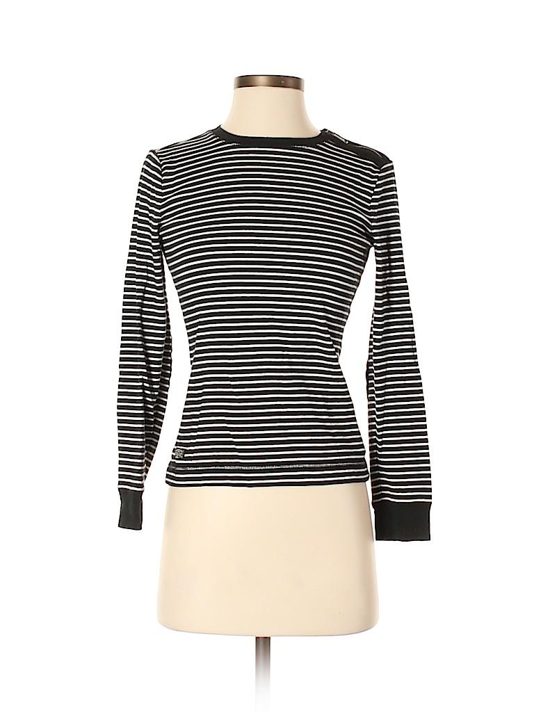 Lauren by Ralph Lauren Women Long Sleeve T-Shirt Size S