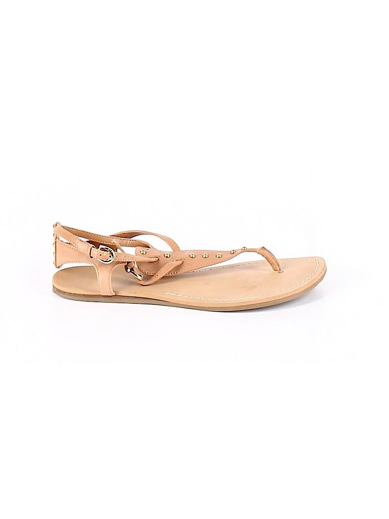 Aqua Women Sandals Size 6