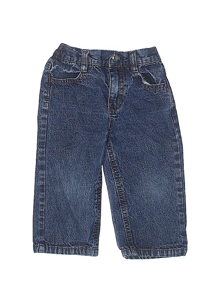 Nautica Boys Jeans Size 24 mo