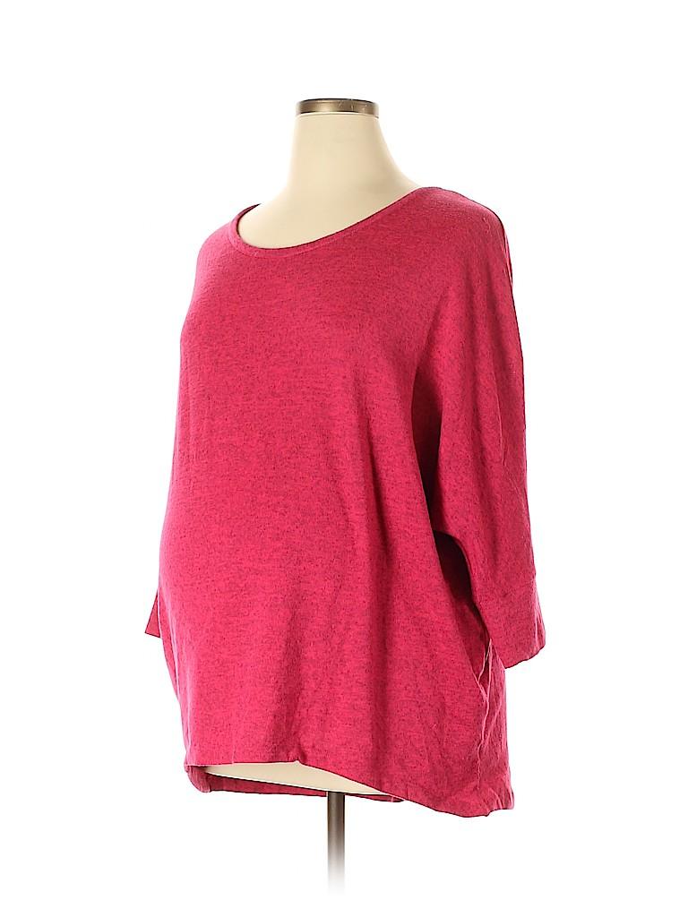 Inspire Maternity Women 3/4 Sleeve Top Size XL (Maternity)