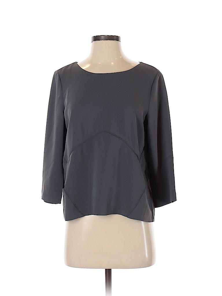 Cooper & Ella Women 3/4 Sleeve Blouse Size S