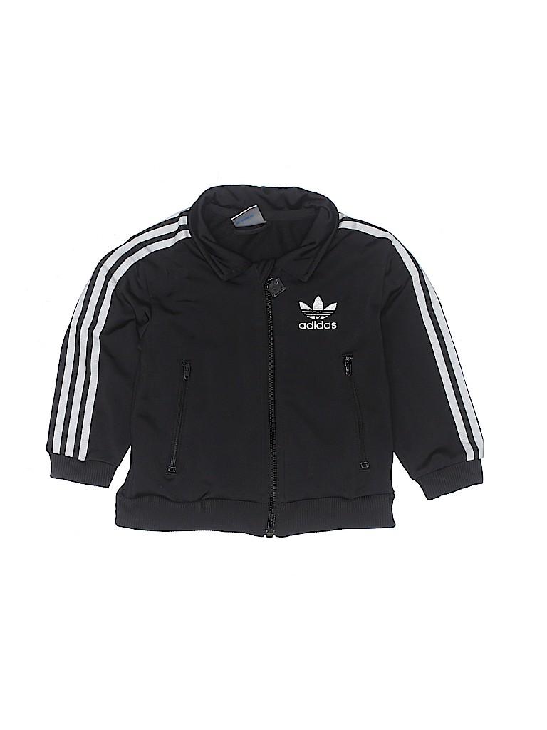 Adidas Boys Track Jacket Size 24 mo
