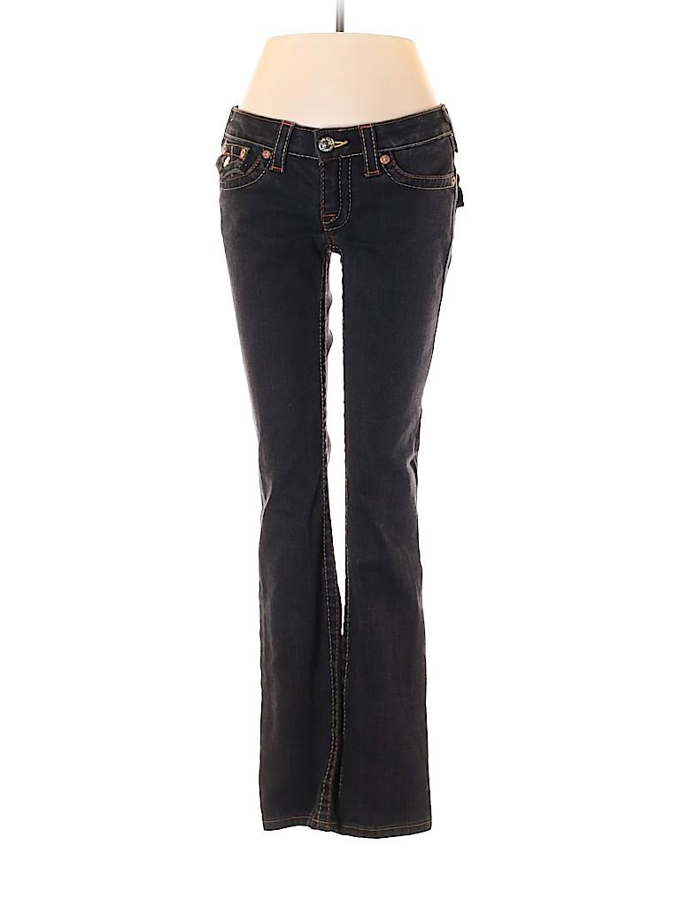 True Religion Women Jeans 28 Waist