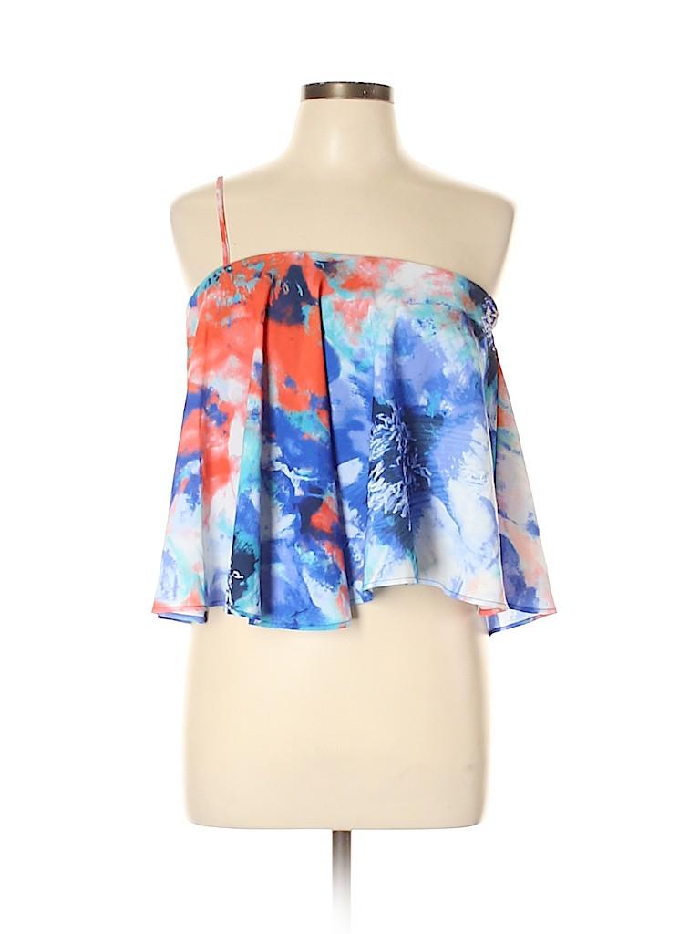 XOXO Women Sleeveless Blouse Size L