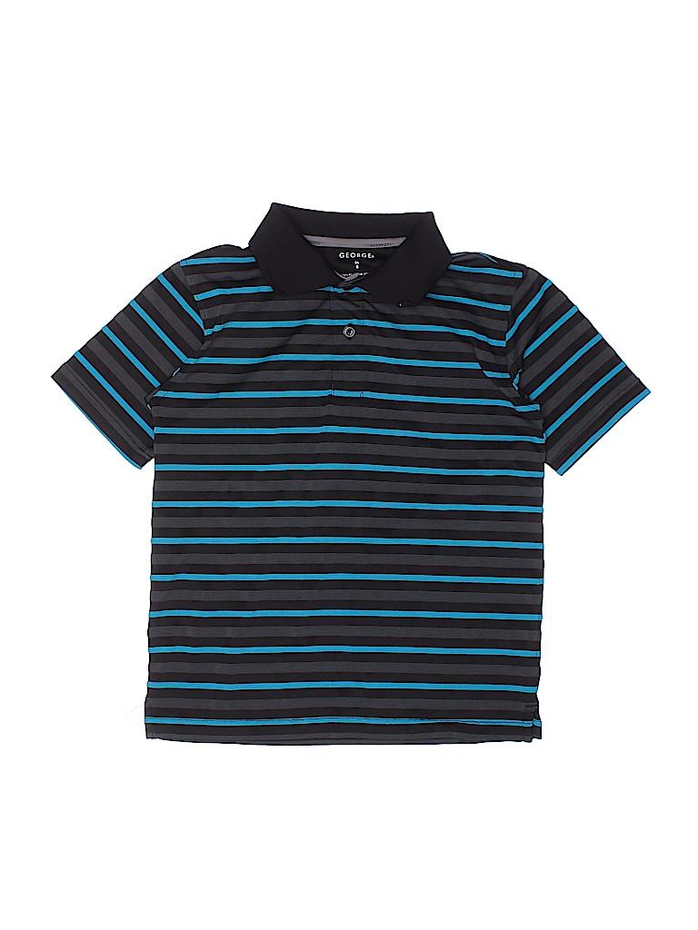 George Boys Short Sleeve Polo Size 8