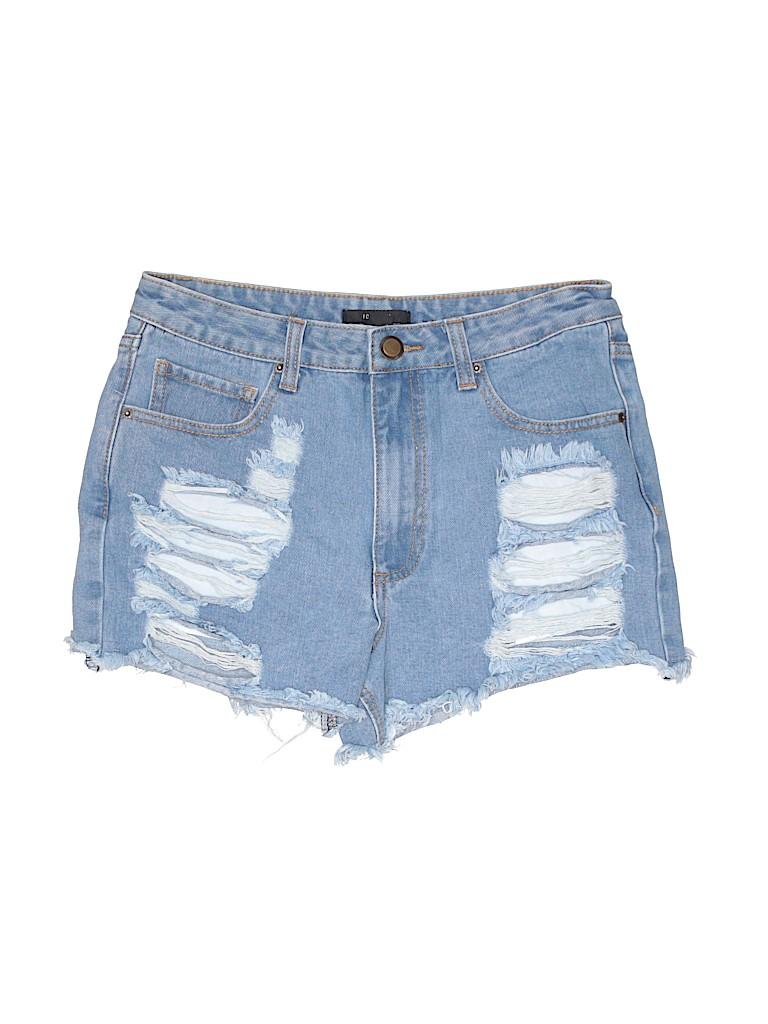 Forever 21 Women Denim Shorts Size 28 (Plus)