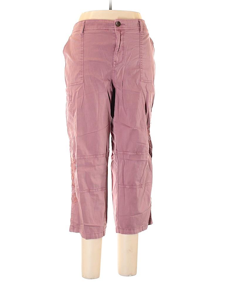 Sonoma Goods for Life Women Cargo Pants Size 16