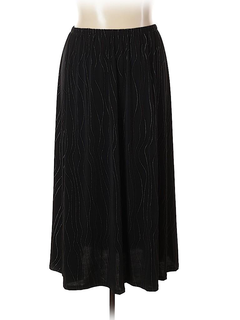 YUMMY PLUS Women Casual Skirt Size 5X (Plus)