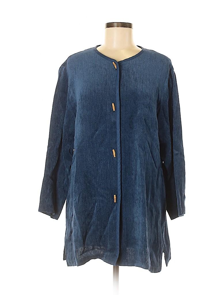 David Dart Women 3/4 Sleeve Blouse Size M