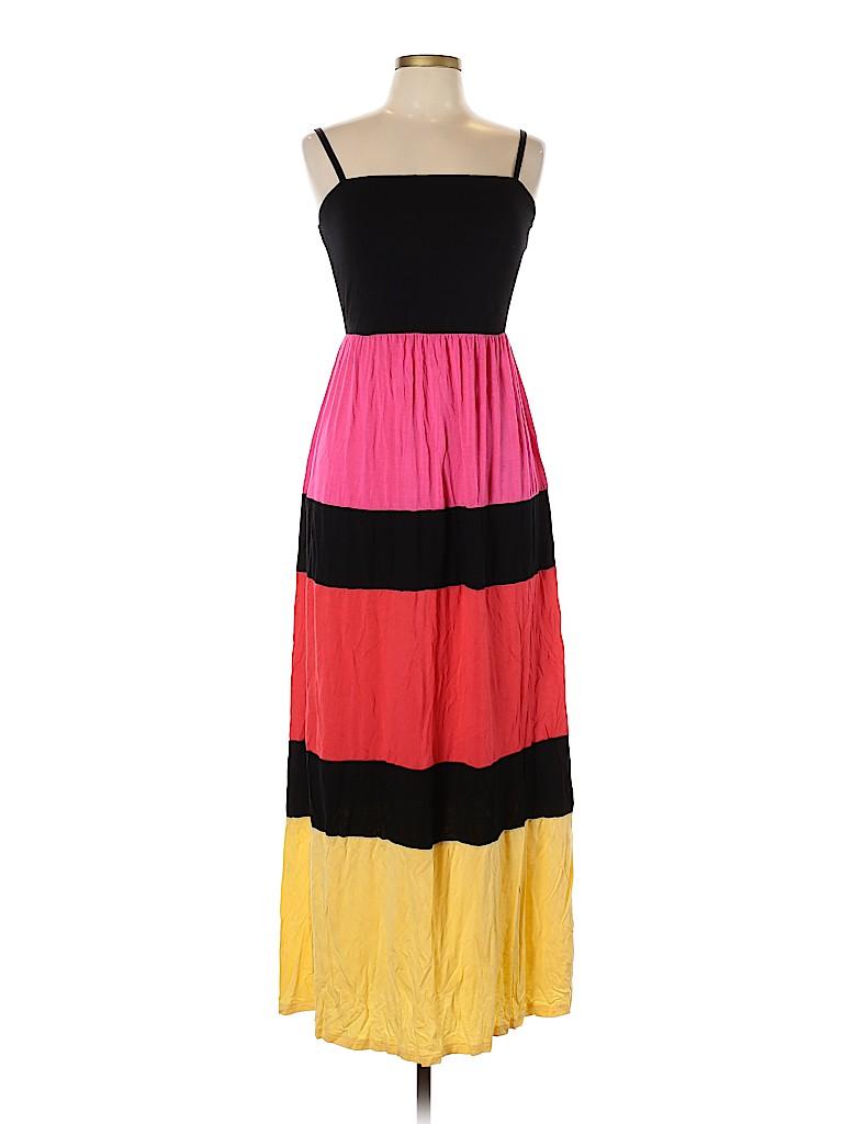Pink Blush Women Casual Dress Size L (Maternity)